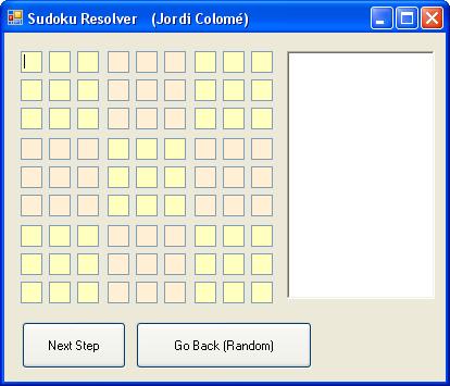 sudoku resolver